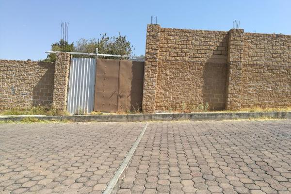 Foto de terreno habitacional en venta en adolfo lopez mateos 11, ocotlán, tlaxcala, tlaxcala, 5353698 No. 01