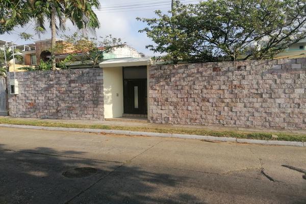 Foto de casa en venta en adolfo lópez mateos , petrolera, coatzacoalcos, veracruz de ignacio de la llave, 20202415 No. 01