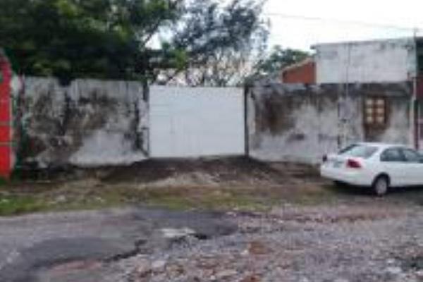 Foto de terreno habitacional en venta en  , adolfo lópez mateos, veracruz, veracruz de ignacio de la llave, 8899062 No. 01
