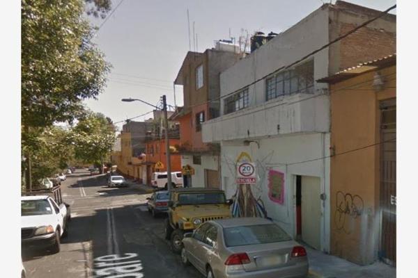 Foto de terreno habitacional en venta en  , adolfo ruiz cortines, coyoacán, df / cdmx, 5354525 No. 01