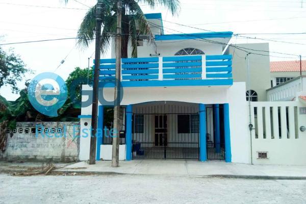 Foto de casa en venta en  , adolfo ruiz cortínez, tuxpan, veracruz de ignacio de la llave, 5857837 No. 01