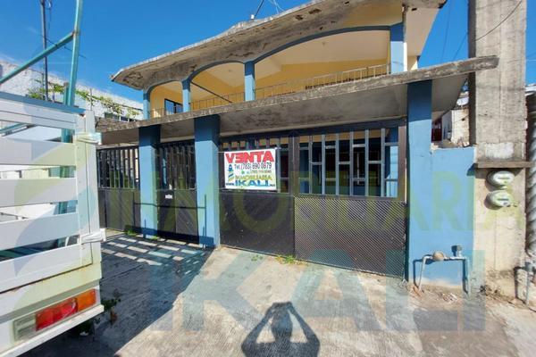 Foto de casa en venta en  , adolfo ruiz cortínez, tuxpan, veracruz de ignacio de la llave, 9125688 No. 01