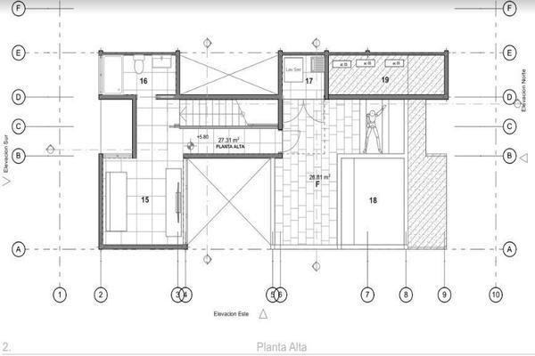 Foto de casa en venta en adromeda entre 5 y 7 norte , tulum centro, tulum, quintana roo, 7170281 No. 18
