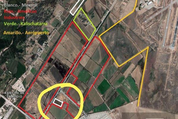Foto de terreno habitacional en venta en  , aeropuerto, chihuahua, chihuahua, 16252712 No. 01