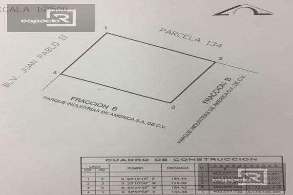Foto de terreno habitacional en venta en  , aeropuerto, chihuahua, chihuahua, 16252712 No. 04
