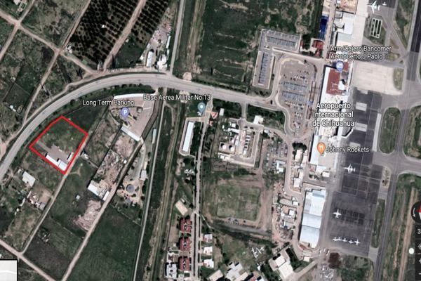 Foto de terreno habitacional en venta en  , aeropuerto, chihuahua, chihuahua, 18434335 No. 02