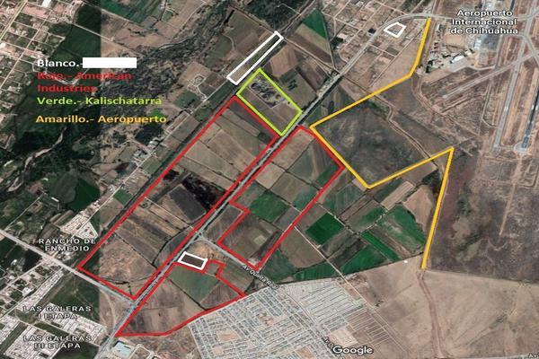 Foto de terreno habitacional en venta en  , aeropuerto, chihuahua, chihuahua, 18434335 No. 03