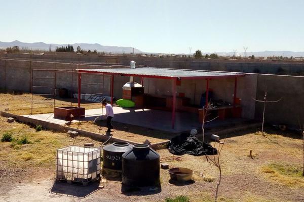 Foto de terreno habitacional en venta en  , aeropuerto, chihuahua, chihuahua, 18458317 No. 01
