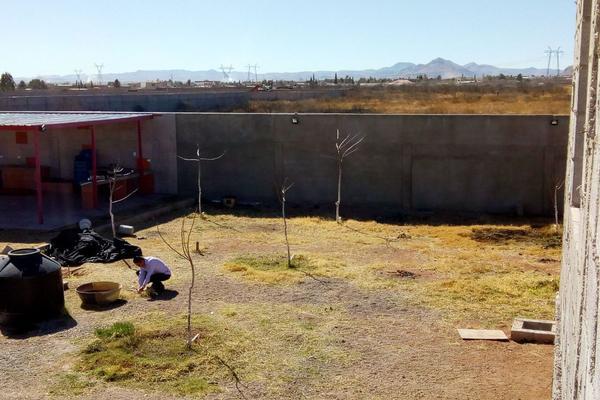 Foto de terreno habitacional en venta en  , aeropuerto, chihuahua, chihuahua, 18458317 No. 02