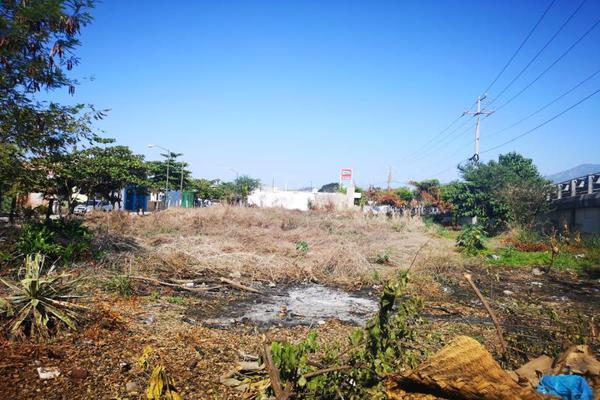 Foto de terreno habitacional en venta en agachona común , santa rita, manzanillo, colima, 10210895 No. 01