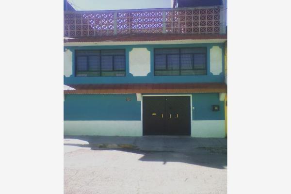 Foto de casa en venta en agata 100, ciudad cuauhtémoc sección tepetzingo, ecatepec de morelos, méxico, 10169779 No. 01