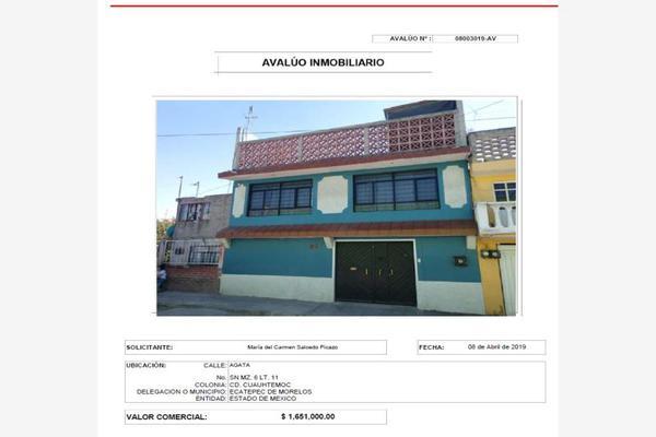 Foto de casa en venta en agata 100, ciudad cuauhtémoc sección xochiquetzal, ecatepec de morelos, méxico, 10169779 No. 06