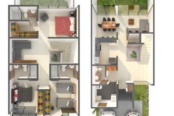 Foto de casa en venta en agave, zikura, zibata , desarrollo habitacional zibata, el marqués, querétaro, 14021524 No. 02