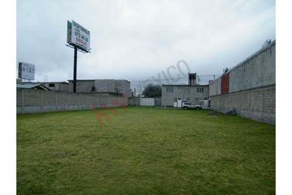 Foto de terreno habitacional en venta en  , agrícola francisco i. madero, metepec, méxico, 8718084 No. 01