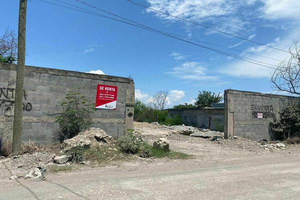 Foto de terreno habitacional en renta en  , agropecuaria, general escobedo, nuevo león, 0 No. 05