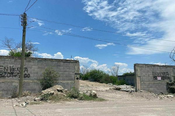Foto de terreno habitacional en renta en  , agropecuaria, general escobedo, nuevo león, 0 No. 06