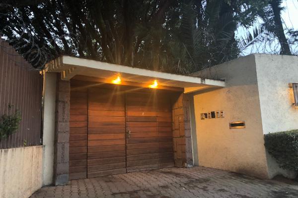 Foto de casa en venta en agua 857, jardines del pedregal, álvaro obregón, df / cdmx, 6160238 No. 01