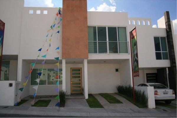 Foto de casa en venta en  , agua azul, el marqués, querétaro, 4662359 No. 01