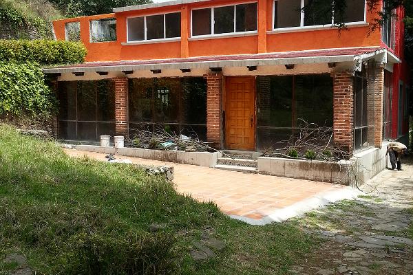 Foto de terreno habitacional en venta en  , agua bendita, huixquilucan, méxico, 3431287 No. 02