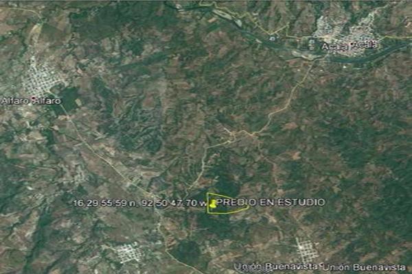 Foto de terreno habitacional en venta en  , agua dulce, acala, chiapas, 7144535 No. 04