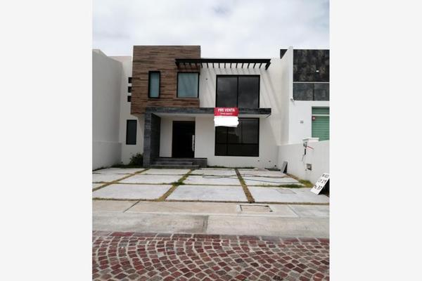 Foto de casa en venta en agua grande 121, cumbres del lago, querétaro, querétaro, 8899730 No. 01