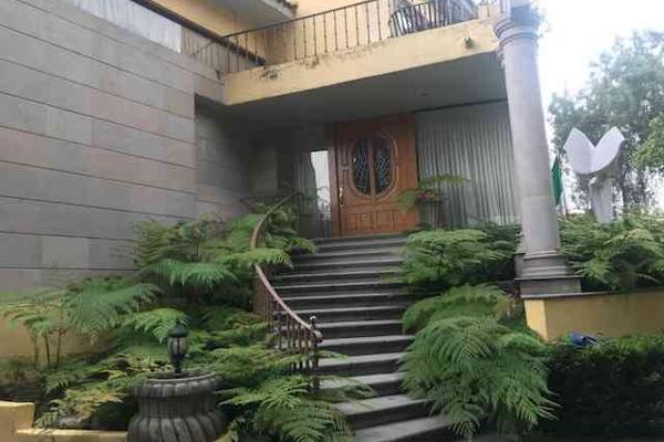 Foto de casa en condominio en venta en agua , jardines del pedregal, álvaro obregón, df / cdmx, 5815109 No. 01