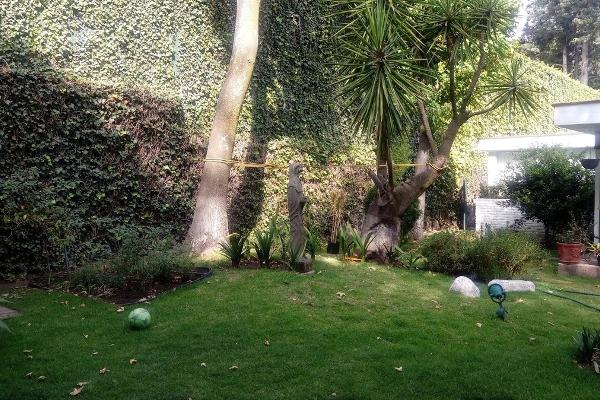 Foto de casa en venta en agua , jardines del pedregal de san ángel, coyoacán, df / cdmx, 5401426 No. 01
