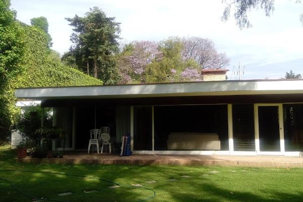 Foto de casa en venta en agua , jardines del pedregal de san ángel, coyoacán, df / cdmx, 5401426 No. 03