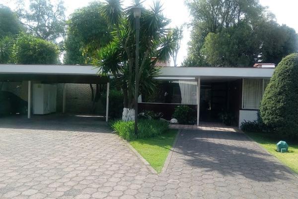 Foto de casa en venta en agua , jardines del pedregal de san ángel, coyoacán, df / cdmx, 5401426 No. 04