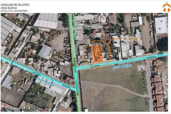 Foto de terreno industrial en renta en agua marina ., agua blanca industrial, zapopan, jalisco, 2661400 No. 01