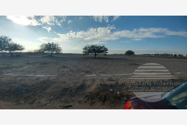 Foto de terreno habitacional en venta en agua termal , los arcos, mexicali, baja california, 20024981 No. 01