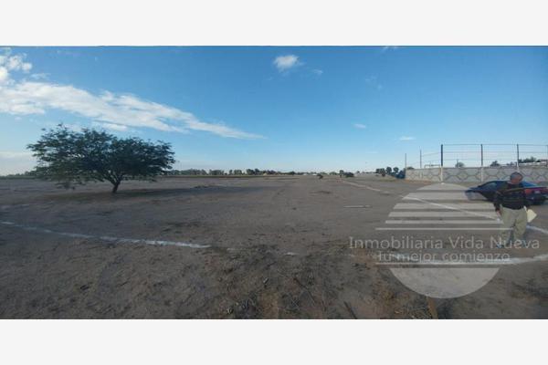 Foto de terreno habitacional en venta en agua termal , los arcos, mexicali, baja california, 20024981 No. 02
