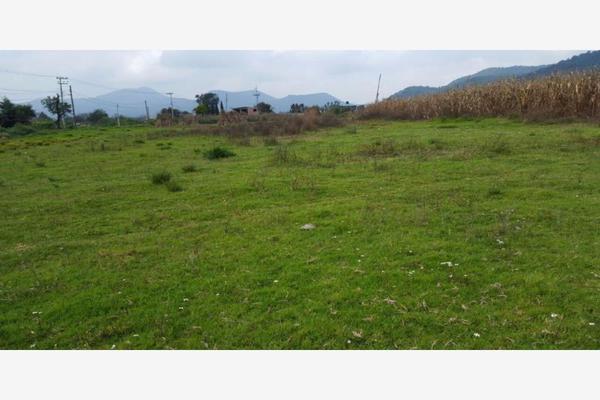 Foto de terreno comercial en venta en agua viva 0, santa isabel chalma, amecameca, méxico, 15241904 No. 04