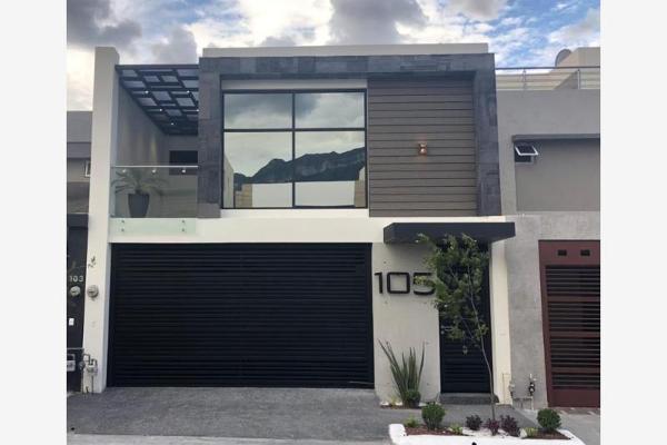 Foto de casa en venta en aguacolla 105, cerradas de cumbres sector alcalá, monterrey, nuevo león, 7937865 No. 01