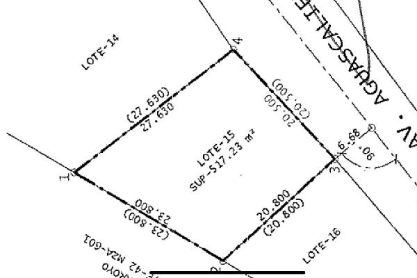 Foto de terreno habitacional en venta en aguascalientes , chapultepec, tijuana, baja california, 20194080 No. 04