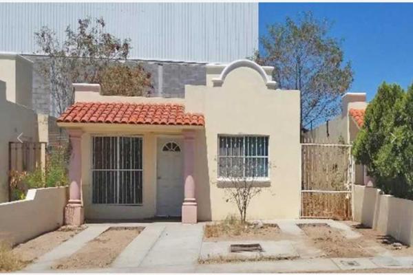 Foto de casa en venta en aguilas , villas del cortes, la paz, baja california sur, 12273568 No. 01