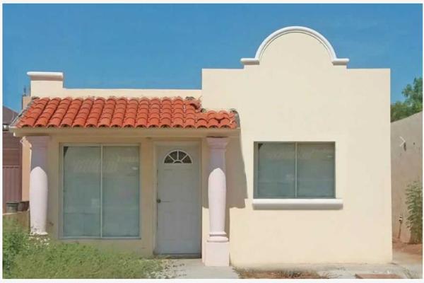 Foto de casa en venta en aguilas , villas del cortes, la paz, baja california sur, 12273585 No. 01
