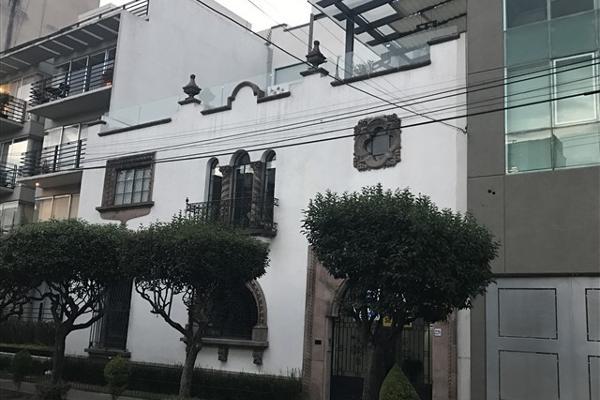 Foto de departamento en venta en agustín gonzalez de cossio , del valle norte, benito juárez, distrito federal, 3032889 No. 01