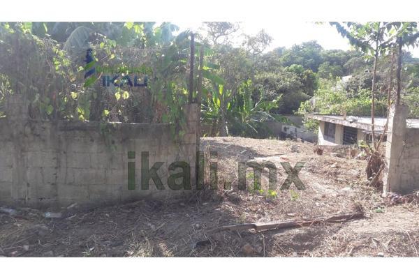 Foto de terreno habitacional en venta en  , agustín lara, poza rica de hidalgo, veracruz de ignacio de la llave, 5934676 No. 01