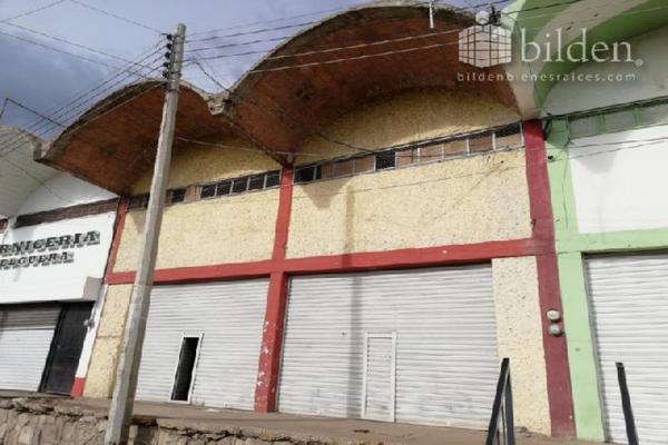 Foto de bodega en renta en agustín melgar 100, el refugio, durango, durango, 10082497 No. 01