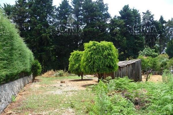 Foto de terreno habitacional en venta en  , ahuatenco, ocuilan, méxico, 5693622 No. 01