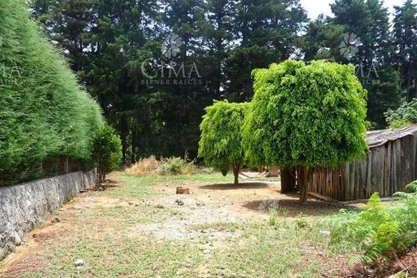 Foto de terreno habitacional en venta en  , ahuatenco, ocuilan, méxico, 5693622 No. 03