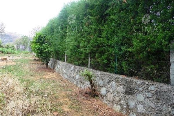 Foto de terreno habitacional en venta en  , ahuatenco, ocuilan, méxico, 5693622 No. 04