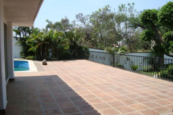 Foto de casa en venta en ahuatepec 5, lomas de cortes, cuernavaca, morelos, 6131073 No. 07