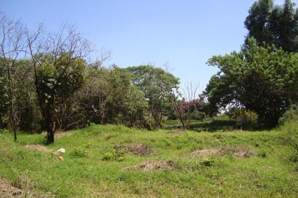 Foto de terreno habitacional en venta en ahuatepec 9, ahuatepec, cuernavaca, morelos, 5896657 No. 06