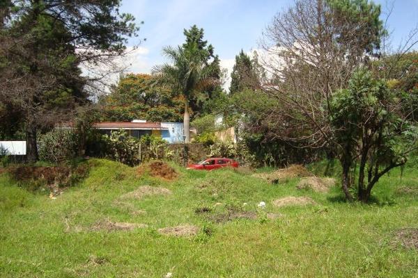 Foto de terreno habitacional en venta en ahuatepec 9, ahuatepec, cuernavaca, morelos, 5896657 No. 11