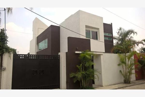 Foto de casa en venta en  , lomas de ahuatepec, cuernavaca, morelos, 5418833 No. 01