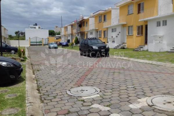 Foto de casa en venta en  , ahuatepec, cuernavaca, morelos, 5921796 No. 03