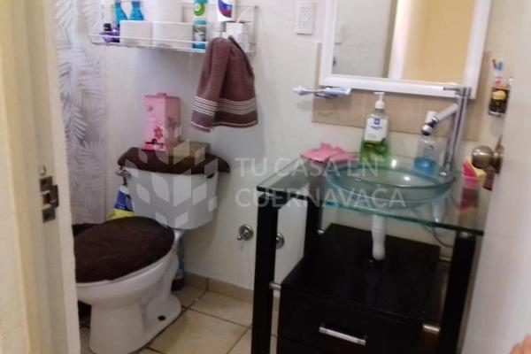 Foto de casa en venta en  , ahuatepec, cuernavaca, morelos, 5921796 No. 12