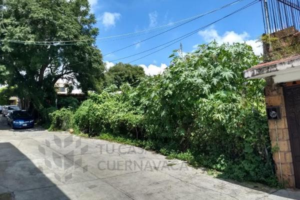Foto de terreno habitacional en venta en  , ahuatepec, cuernavaca, morelos, 5946984 No. 01